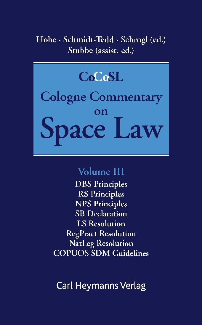 Cover CoCoSL Vol. III